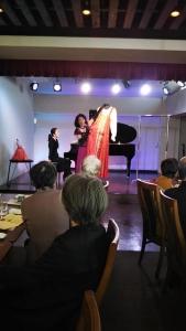 2019年11月4日山之内さんランチコンサート1