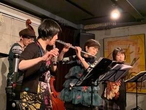 2019年12月15日三都物語ライブ1