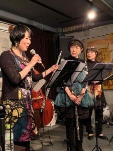 2019年12月15日三都物語ライブ2