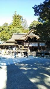 2019年3月3日大神神社5