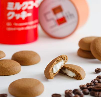 20191003ミルクコーヒークッキー