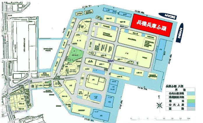 20200107兵庫ふ頭地図