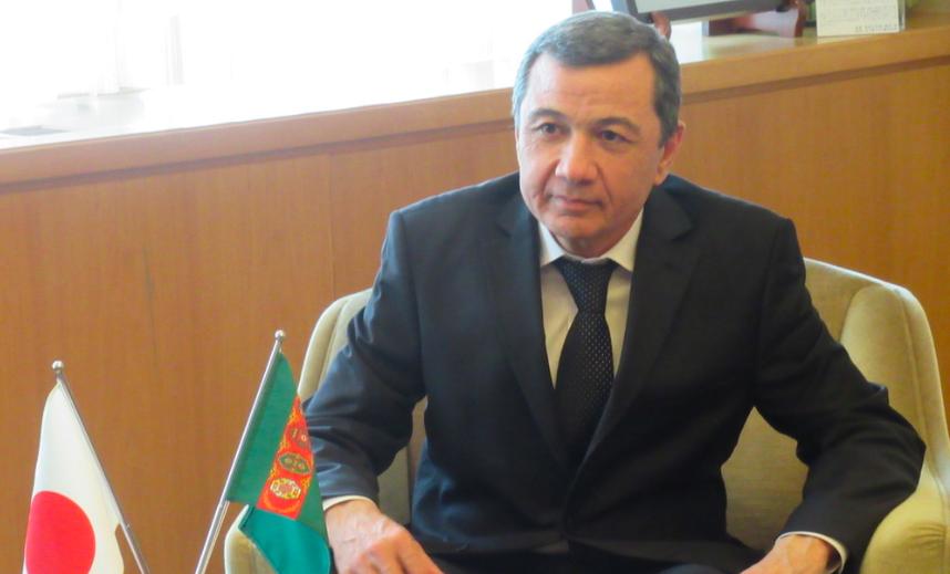 20200219トルクメニスタン大使