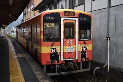 川内行き201803