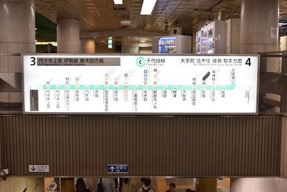千代田線案内201905
