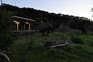 伊比井駅空き地