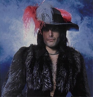 キラークイーンの帽子