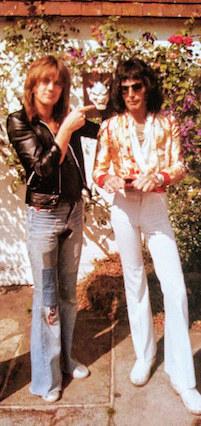 フレディとロジャー