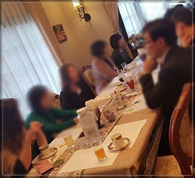 【千葉】婚活パーティー(タロット占い婚活)会場:東金プレジール・食後の歓談