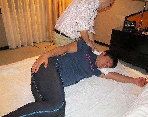 吉岡さんの治療
