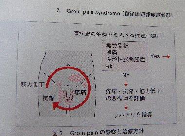 Groin pain