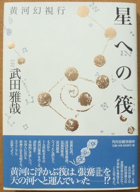 武田雅哉 星への筏 01