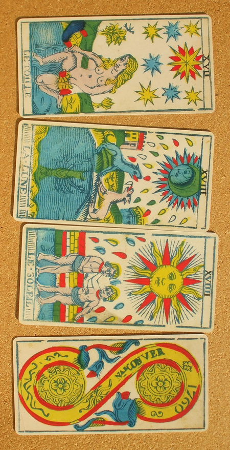 tarot de marseille 1760 06