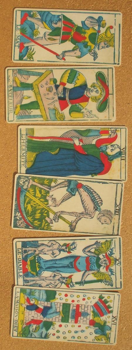 tarot de marseille 1760 05