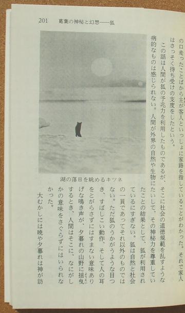 谷川健一 神・人間・動物 02