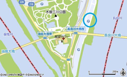 木曽三川公園 地図