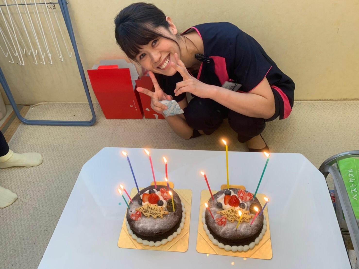 柿本さん誕生日