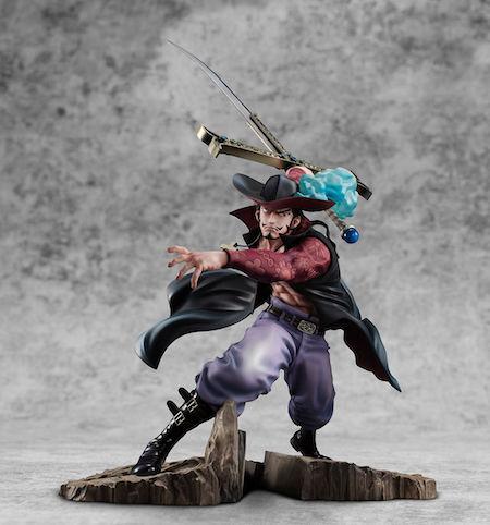 """Portrait.Of.Pirates ワンピース """"NEO-MAXIMUM"""" """"鷹の目""""ジュラキュール・ミホーク"""