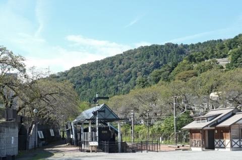 山北鉄道公園の全景