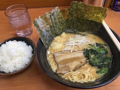 秦野ラーメン畿一の味噌とんこつ細麺