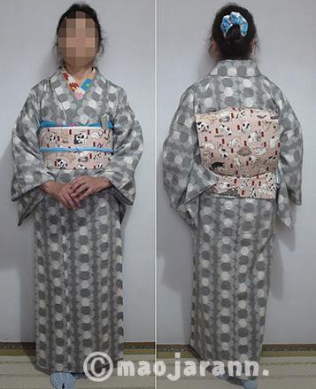 9-16夏久留米×国芳猫03