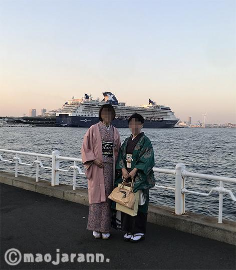 11-09美由紀&弥生横浜01