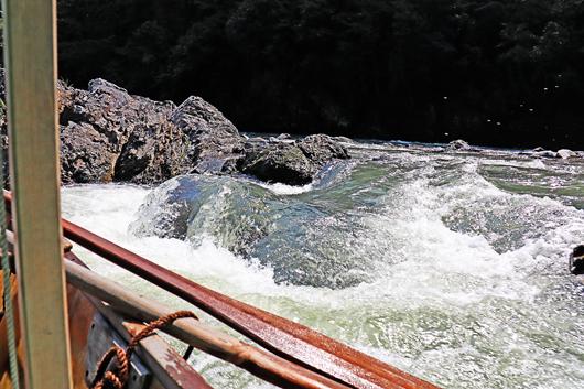 保津川下り11