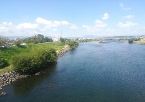 4 宇治川を渡る