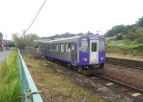 6 島ヶ原駅