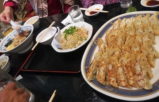 26 餃子 他料理