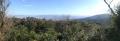 9 大和平野方面 パノラマ写真 大