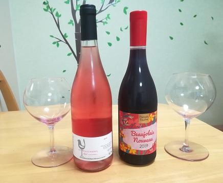 2 ワイン2本