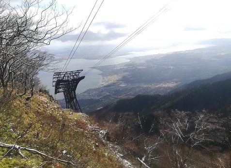 14s 琵琶湖とゴンドラの塔