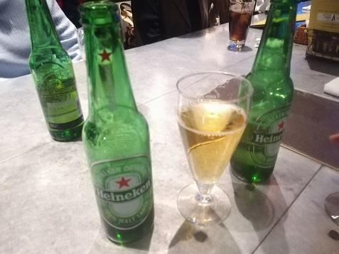 5 ハイネケンビール