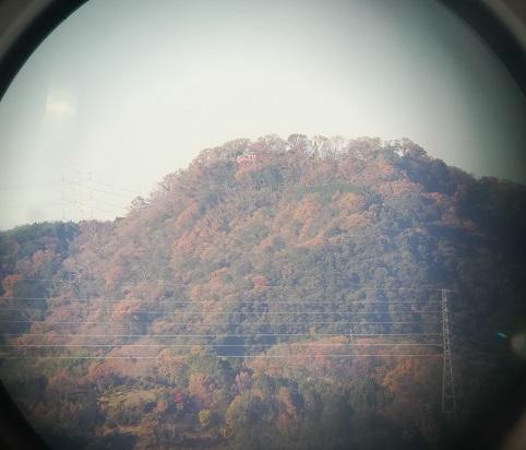 15 信貴山の双眼鏡写真