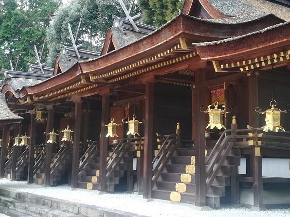13 往馬大社の本殿