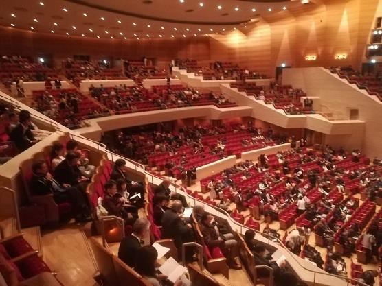 11 大ホールの様子