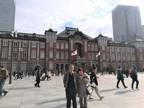 2 東京駅