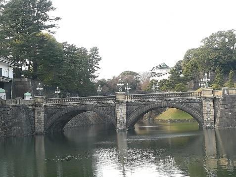 8 二重橋