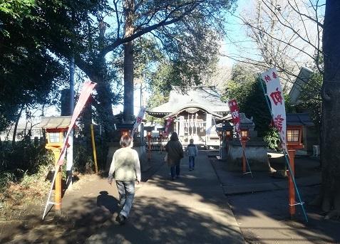 5 武蔵野神社