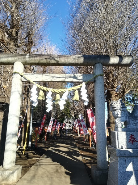 4 武蔵野神社