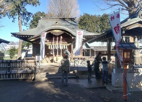 7 武蔵野神社