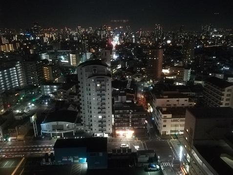 6 大阪市内の夜