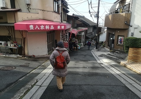 4 昭和レトロな街