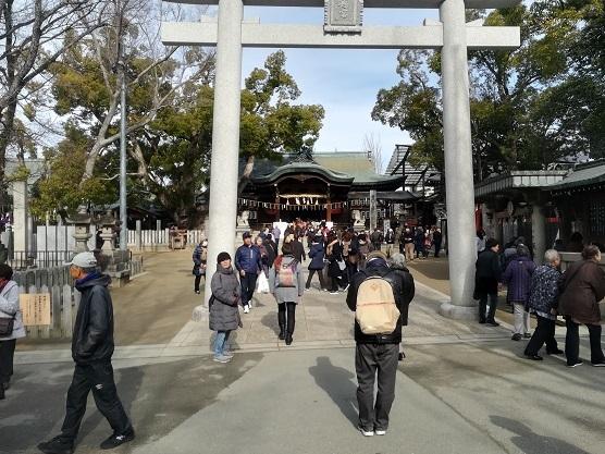 13 石切神社 本殿