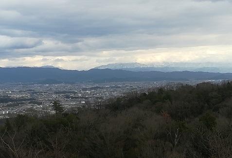 2 大峰山系