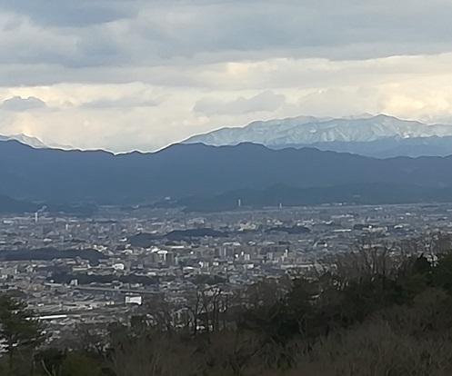 3 大峰山系