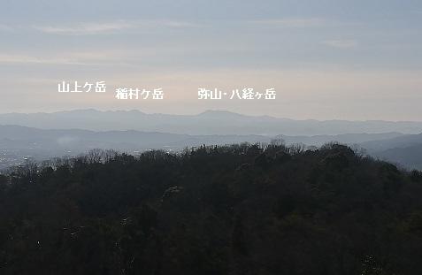 4 大峰山系