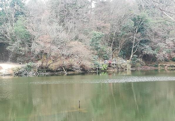 14 会員制の釣り池