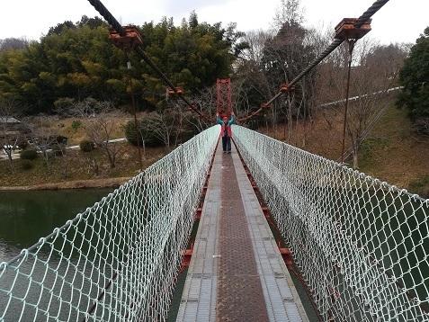 13 とっくり吊橋